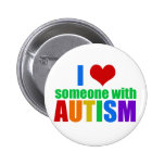 Autism Love Buttons