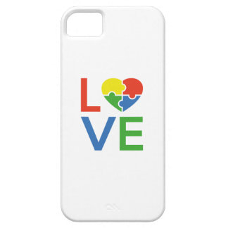 Autism Love Case For The iPhone 5