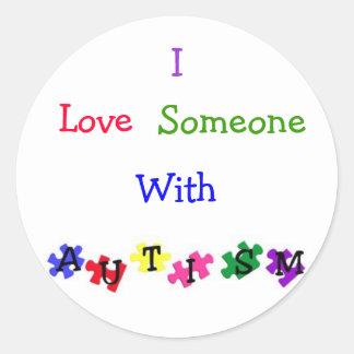 Autism Love Sticker Sheet