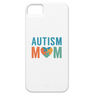 Autism Mom iPhone 5 Covers