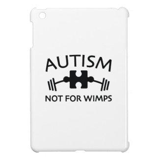 Autism Not For Wimps iPad Mini Case