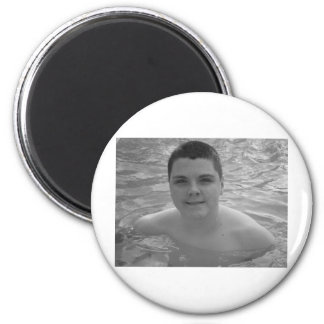 AUTISM PIN 2 INCH ROUND MAGNET