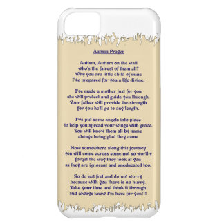 Autism Prayer iPhone 5C Cover