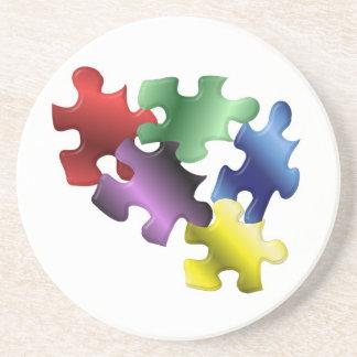 Autism Primary Coaster