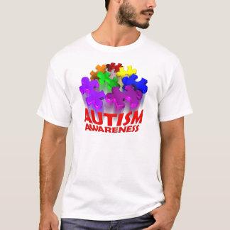 Autism Puzzle Jump! T-Shirt