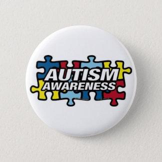 autism-puzzle-magnet 2 inch round button