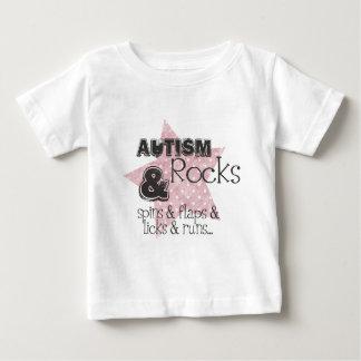 autism rocks shirts