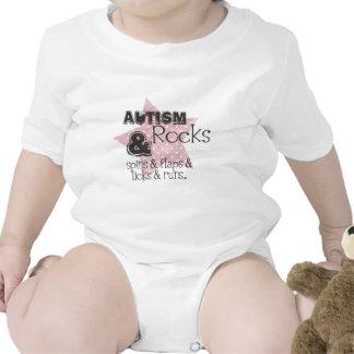 autism rocks tees