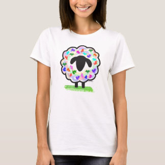 Autism Sheep t-shirt