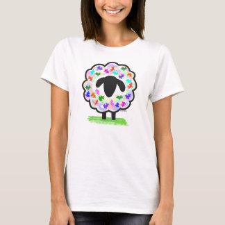 Autism Sheep t-shirt