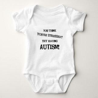 Autism Stress Tshirt
