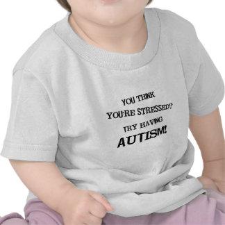 Autism Stress T Shirt
