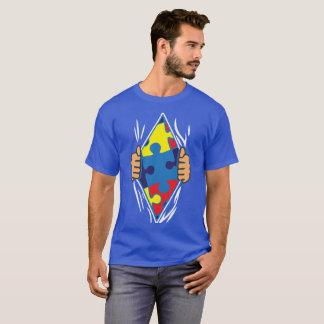 Autism Superhero T-Shirt