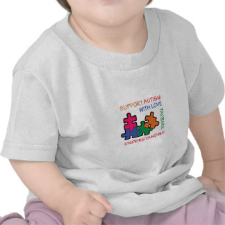 AUTISM SUPPORT TEES