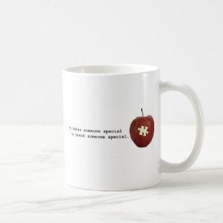 Autism Teacher Coffee Mug