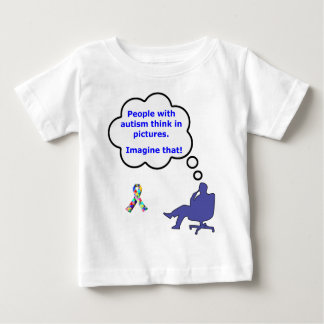Autism/Think in Pictures T-shirts