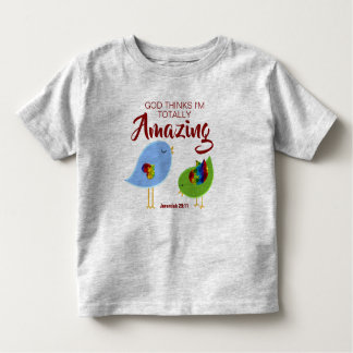 Autism -Toddler Fine Jersey T-Shirt
