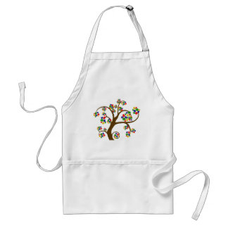 Autism Tree of Life Standard Apron