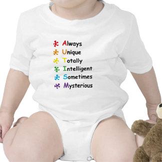 Autism Baby Bodysuits
