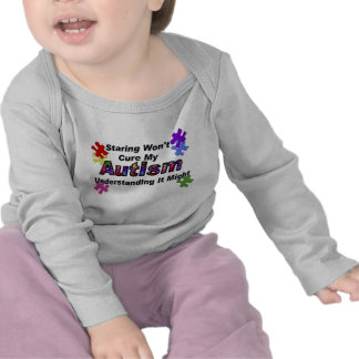 Autism Understanding T Shirts