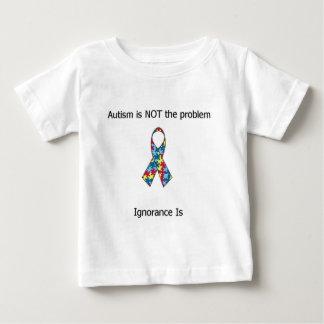Autism vs Ignorance Baby T-Shirt