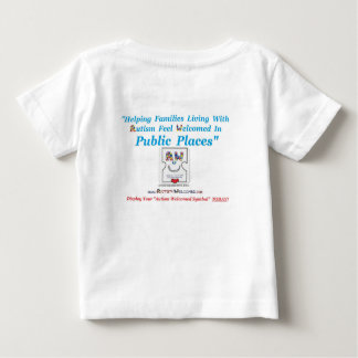 Autism Welcomed created for Autism Family Members Shirt