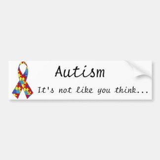 Autisme Autocollant De Voiture