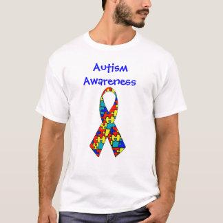 autismribbon, Autism Awareness T-Shirt