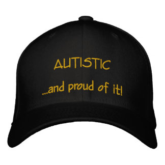 Autistic and Proud Hat