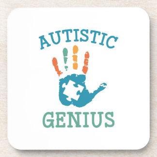 Autistic Genius Coaster