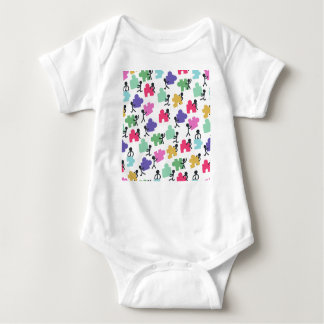 autistic people baby bodysuit