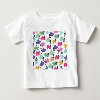 autistic people baby T-Shirt