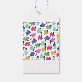 autistic people gift tags