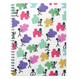 autistic people notebook