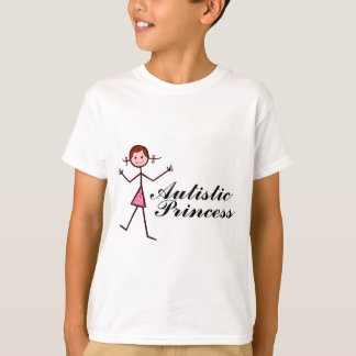 Autistic Princess (Girl) T-Shirt
