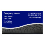 Auto Business Cards