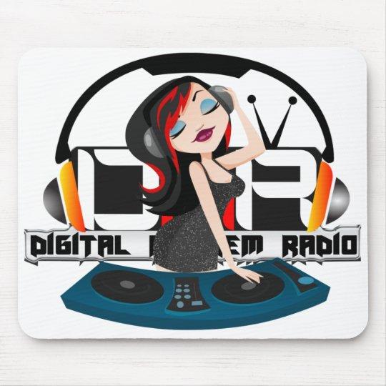 Auto DJ Jade DMR Mousemat Mouse Pad