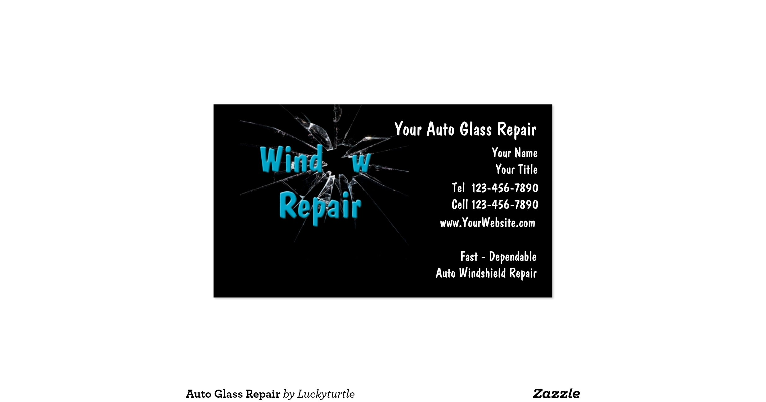 Starting an Auto Glass Retail Business