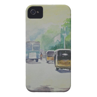 Auto - Indian Taxi iPhone 4 Cases