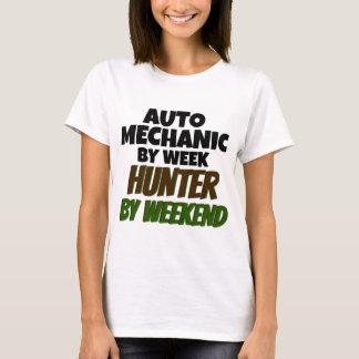 Auto Mechanic by Week Hunter by Weekend T-Shirt