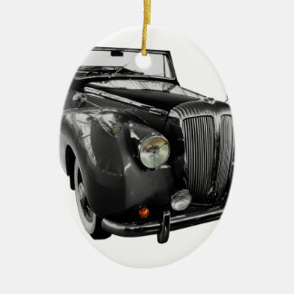 Auto Oldtimer Classic Car Ceramic Ornament