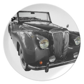 Auto Oldtimer Classic Car Plate
