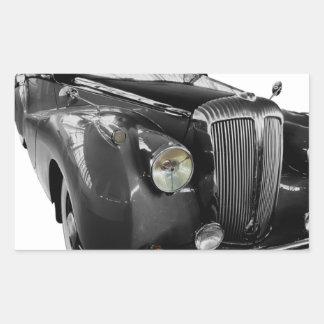 Auto Oldtimer Classic Car Sticker