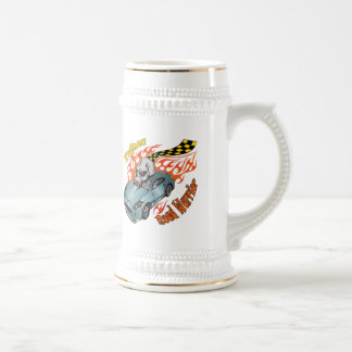 Auto Racing Father's Day Gifts Coffee Mugs
