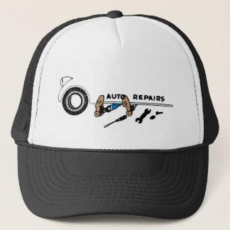 Auto Repairs Trucker Hat