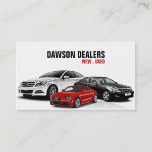 auto sale dealership cars business cards profile cards zazzle ca