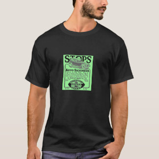 Auto Sickness Vintage ad T-Shirt