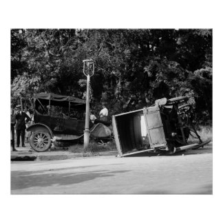 Auto Wreck: 1922 Poster