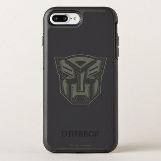 Autobot Cracked Symbol OtterBox Symmetry iPhone 7 Plus Case