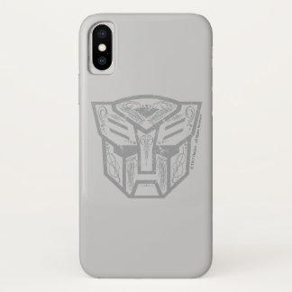 Autobot Decorative Symbol iPhone X Case